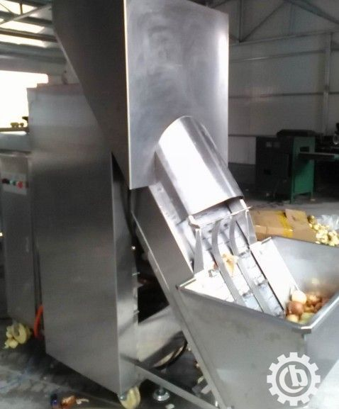 Onion Peeling Machine Component