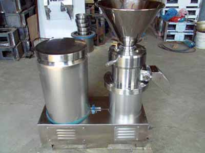 Two Sets of Chili Paste Grinding Machine sent to Malaysia