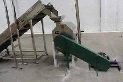Spice Powder Crusher