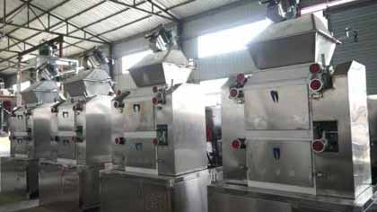 BCH600 Chili Powder Production Line Hotsale Widely Using