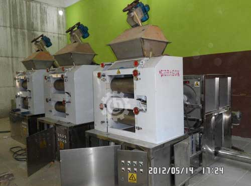 BCH 600 Chili Powder Milling Line Installed in Sri Lanka