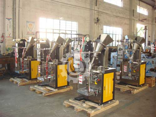 Chili Powder Packing Machine