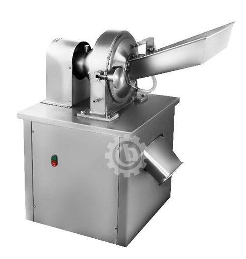 Water Cooling Type Spice Grinding Machine