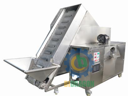 Small Shallot Peeling Machine
