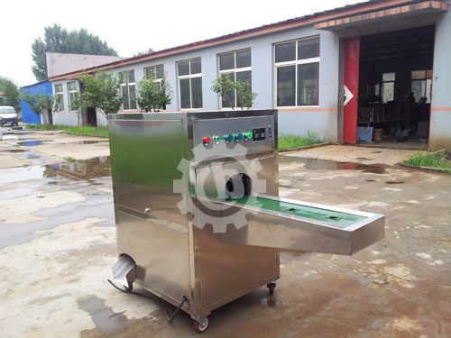 Industrial Automatic Onion Root Cutting Machine