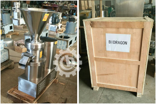 Chili onion ginger paste making machine to malaysia