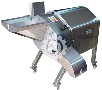 Onion Cubes Cutting Machine