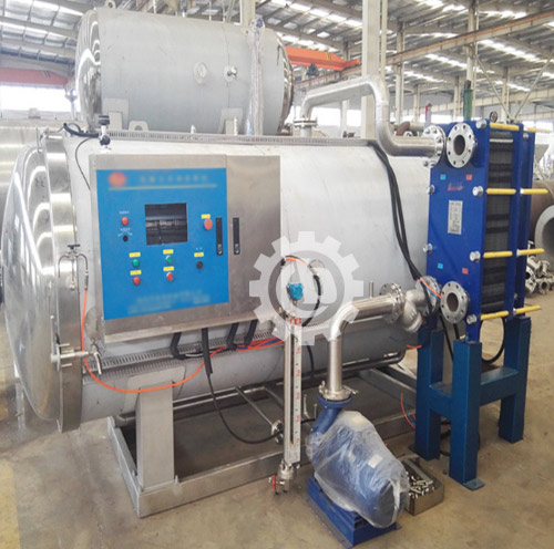 Chili Paste/Sauce Sterilization Machine