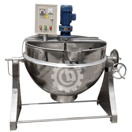 200L Chili Sauce Jacketed Kettle